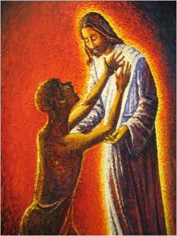 Jesus og den fortapte sønn