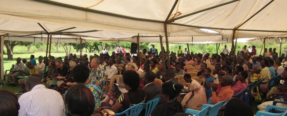 Gud går fram i Uganda